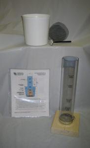 ETC Simplified Falling Head Permeameter Kit